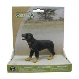 Collecta Dog Rottweiler - Large