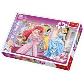 Trefl Princess - Set Up For A Gala 100 Piece Puzzles