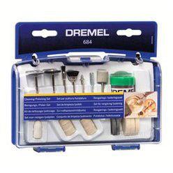 Dremel - Cleaning & Polishing Set