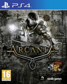 Arcania - The Complete Tale (PS4)