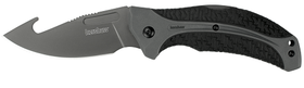 Kershaw - Lonerock Folding Hunter Knife With Guthook