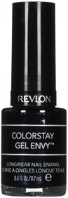 Revlon Colourstay Gel Nail Enamel - Black Jack