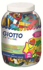 Giotto Patplume Assorted Accessories