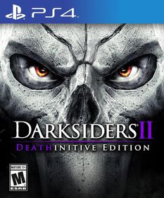 Darksiders 2 Deathinitive Edition (PS4)