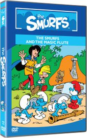 The Smurfs - Magic Flute (DVD)