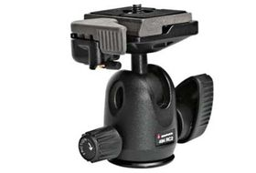 Manfrotto 494RC2 Mini Ball Head with RC2 System Black