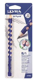 Lyra Groove B Graphite Pencil