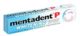 Mentadent P Toothpaste White - 100ml