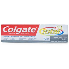 Colgate Toothpaste Total Clean - 75ml