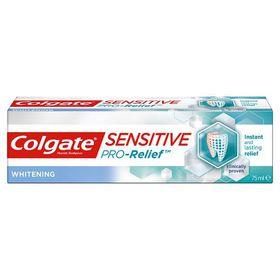 Colgate Toothpaste Desensitising Pro-Relief+Whitener - 75ml