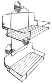 Wildberry Shower Caddy - 2 Tier