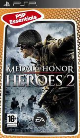 Medal Of Honour: Heroes 2 (PEGI) (Essentials) (PSP)