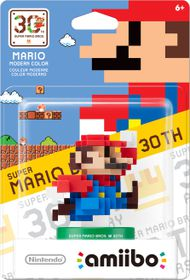amiibo 30th Anniversary - Modern Colors Mario
