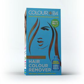 Colour B4 Frequent Use Hair Colour Remover