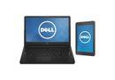 Dell N3551 Celeron Notebook & Dell Venue 7 Tablet Bundle