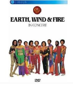 Earth, Wind + Fire - In Concert (DVD)
