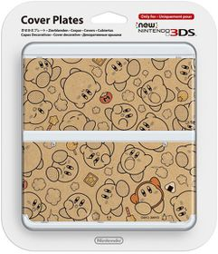 Nintendo - New Nintendo 3DS Coverplate - Kirby (3DS)