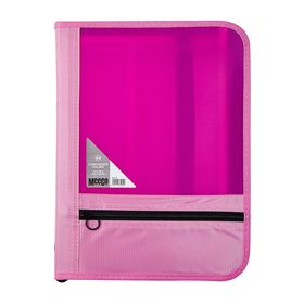 Meeco Conference Folder - Bright Pink