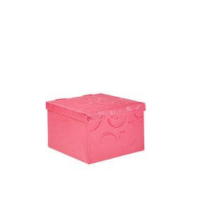 Meeco Creative Collection P.P Medium Size Storage Box - Pink