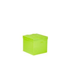 Meeco Creative Collection P.P Small Size Storage Box - Green