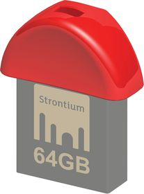 Strontium Nitro NANO 64GB USB 3.0 Flash Drive