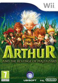 Arthur And The Revenge Of Maltazard (Wii)