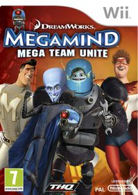 Megamind: Mega Team Unite (Wii)