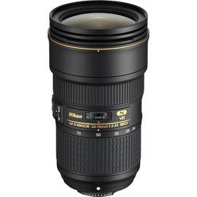 Nikon 24-70mm f/2.8E AF-S ED VR Lens