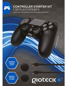 Gioteck - PS4 Controller Starter Kit (PS4)