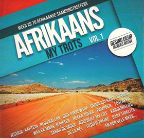 Jacques Botha - Afrikaans My Trots Vol.1 (CD)