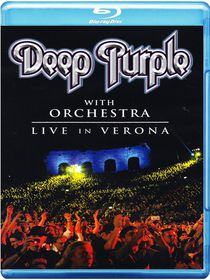 Deep Purple - Live In Verona (Blu-ray)