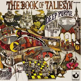 Deep Purple - The Book Of Taliesyn (Vinyl)