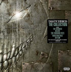 Disturbed - The Collection (6 Vinyl Set) (Vinyl)
