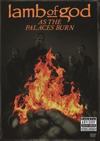 Lamb Of God - As The Palaces Burn (DVD)