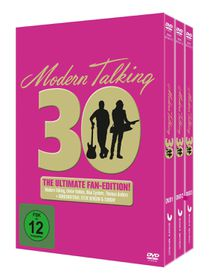 Modern Talking - 30 (DVD)