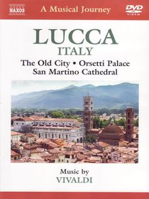 Musical Journey - Lucca Italy: Old City, Orsetti Palace (DVD)