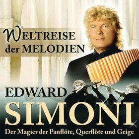 Edward Simoni - Weltreise Der Melodien (CD)