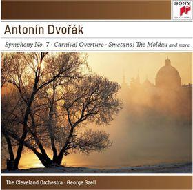 Szell George - Dvorak: Symphony No. 7 & Carnival Overture (CD)