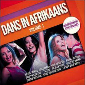 Various Artists - Dans In Afrikaans Vol. 1 (CD)