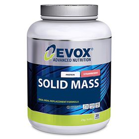 Evox Solid Mass Strawberry - 2kg