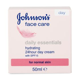 Johnson's & Johnson Daily Essential Day Cream Normal