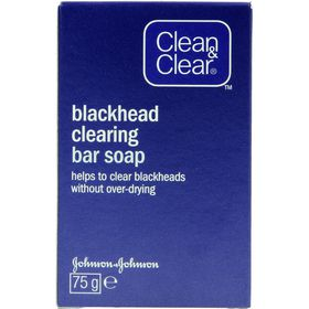 Clean And Clear soap Bar Blackhead 75g