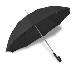 St Umbrellas - Hook Handle Umbrella - Black
