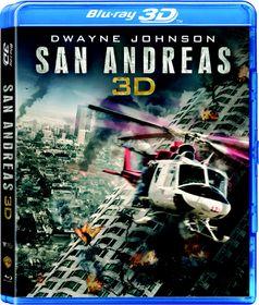 San Andreas (3D & 2D Blu-ray)