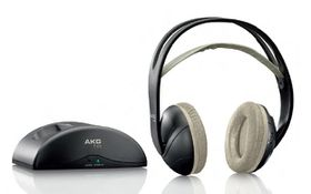 AKG K912 Headphones - Black