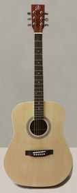 Allegro S4112 Acoustic Guitar - Natural