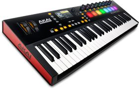 Akai Professional Advance 61 61-Key USB MIDI Performance Keyboard Controller