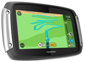 "TomTom Rider 400 5"" GPS Device"