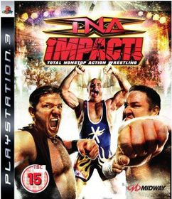 TNA Impact! Total Nonstop Action Wrestling - BBFC (PS3)