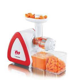 Severin - Style Juicer - Red